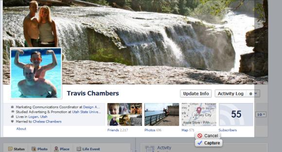 Facebook Profile Stats